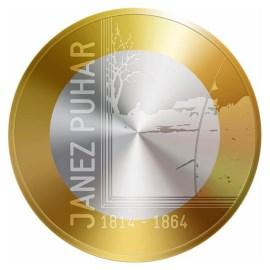 """Slovenië 3 Euro """"Puhar"""" 2014"""