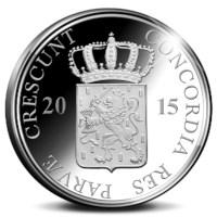 Silver Ducat Limburg 2015