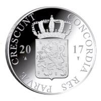 Zilveren Dukaat Zeeland 2017