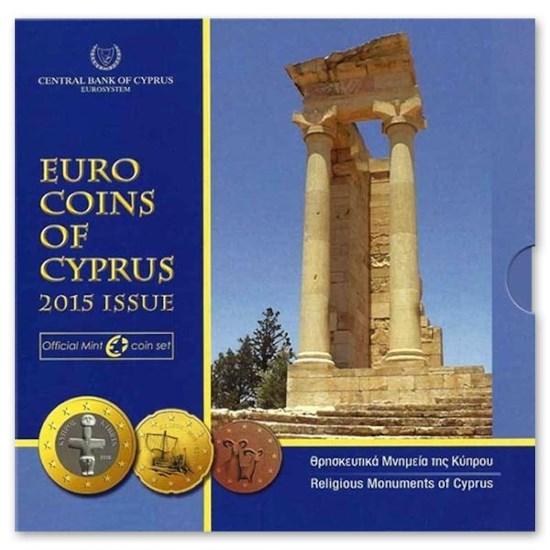 Cyprus BU Set 2015