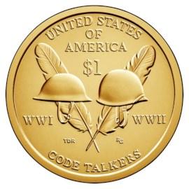 US Native American Dollar 2016