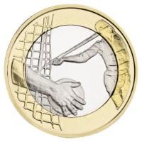"Finland 5 Euro ""Atletiek"" 2016"