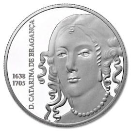 "Portugal 5 Euro ""Catarina"" 2016"