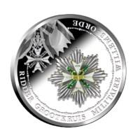 Koninklijke Onderscheidingen in puur zilver