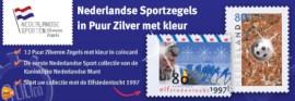 Zilveren Zegels Nederlandse Sporten