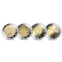 2 euromunten Collectie