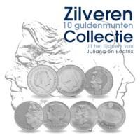Zilveren 10 guldenmunten Collectie