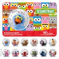 45 jaar Sesamstraat Collectie