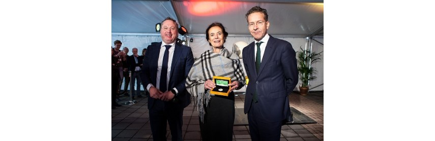 Definitieve oplage Wageningen Universiteit Vijfje 2018 Eerste Dag Uitgifte