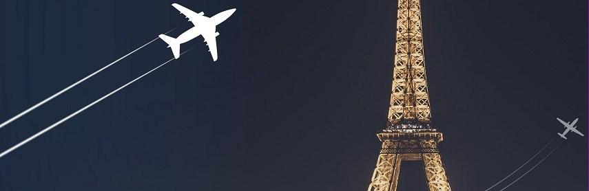 De winnaar van de Vliegtickets naar Parijs is bekend!
