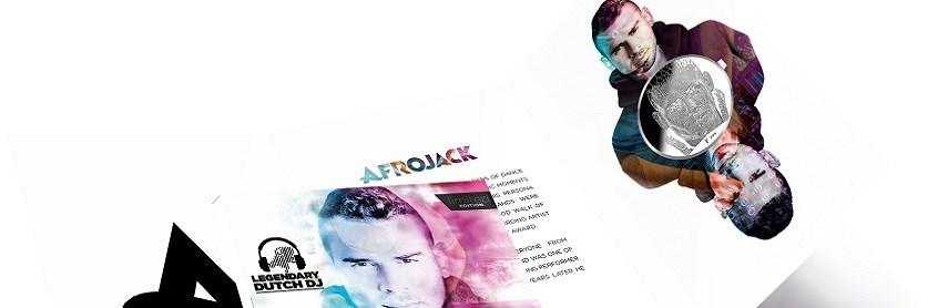 De winnaars van de gesigneerde Afrojack 'Holographic Coin' zijn bekend!