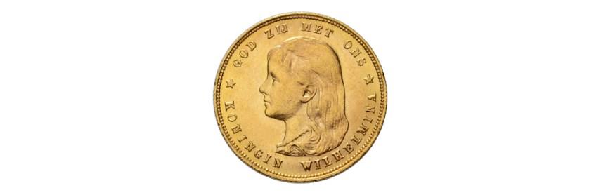 Bijzondere muntset ter ere van tiende verjaardag Prinses Amalia