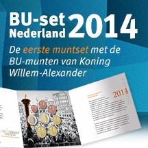 Bestel ze nu: de allereerste euromunten van Koning Willem-Alexander!