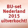 BU-set Nederland 2015 uitverkocht!