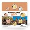 Jaarset Nederland 2017 UNC-kwaliteit nu nog zeer beperkt beschikbaar