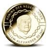 Verjaardagsmunt €50,- Goud Proof en Zilveren Kleurset uitverkocht